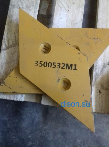 бокорез правый 3500532M1