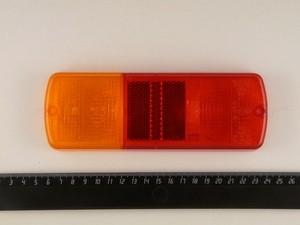 6190744M1 стекло фары(заднее) Terex